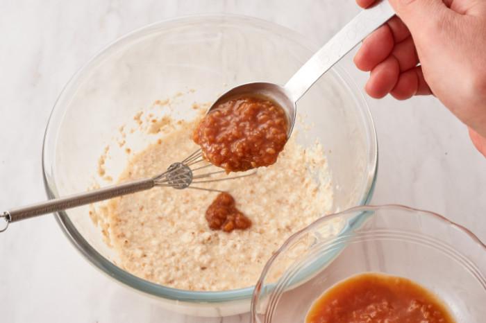 醤油麹ダレを作る